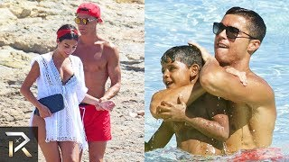 The Mysterious Personal Life Of Cristiano Ronaldo