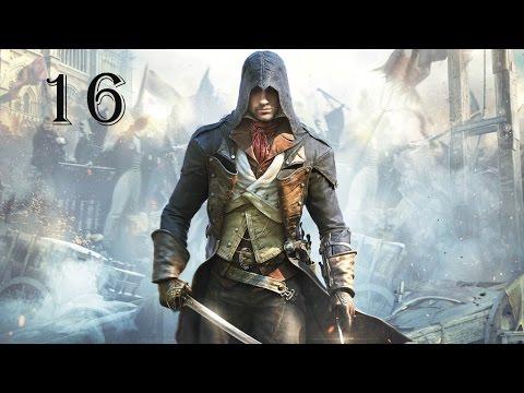 Прохождение Assassin's Creed Unity (Единство) — Часть 16: Встреча с мирабо