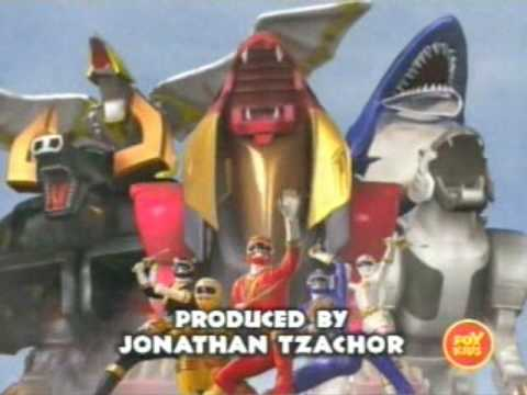 Power Rangers Wild Force - Opening