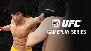 EA SPORTS UFC Gameplay Series - Be Bruce Lee