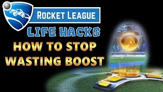 How to Stop Wasting Boost