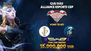 [ALLIANCE ESPORTS CUP 2018] TỨ KẾT || JAPAN vs FAPtv || GAME 3
