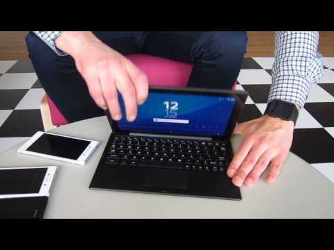 Sony Xperia Z4 Tablet - Demo en el MWC 2015