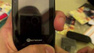 MICROMAX PIKE X510  Unboxing and video Review  iGyaan New Delhi India