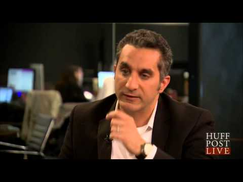 Bassem Youssef Decries Religious Extremism | HPL