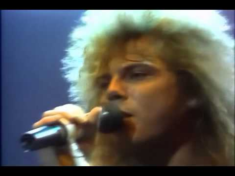 Europe TFC World Tour 1987 best quality