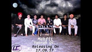 || Mehfil Yaaran Di || Monty Waris || feat parmish verma || New punjabi song ||