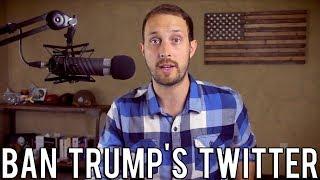 Kamala Harris Calls on Twitter to Ban Trump, Lies Repeatedly Explaining Why | Debate Recap