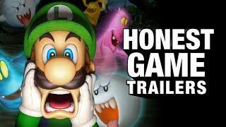 LUIGI'S MANSION (Honest Game Trailers)