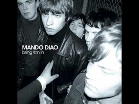 Mando Diao - Misty Mountains