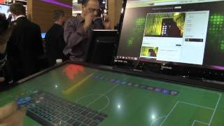 ExoPC EXOdesk hands-on video