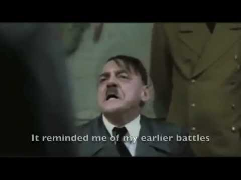 Hitler reacts to 360 vs Kerser Battle Music Videos