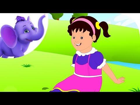 Little Polly Flinders - Nursery Rhyme & Karaoke Version