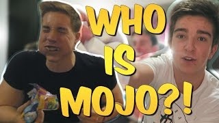 WHO IS MOJO CHALLENGE!