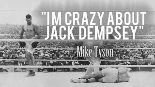 JACK DEMPSEY | The Man Who Inspired MIKE TYSON