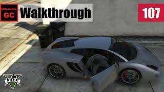Grand Theft Auto V [#107] - Assuming the Truth || Walkthrough