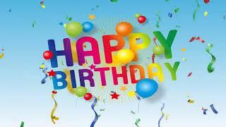 Happy Birthday to You - most popular version