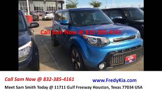 Car, Used Car, For Sale, Fredy Kia, Call Sam Now @ 832-385-4161