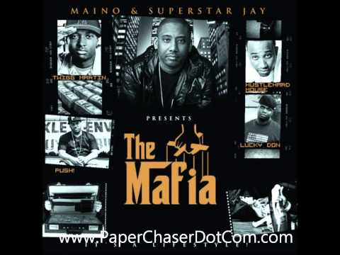 Maino Ft. Push! & Twigg Martin - Different Kinda Nigga [2012 New CDQ Dirty NO DJ]