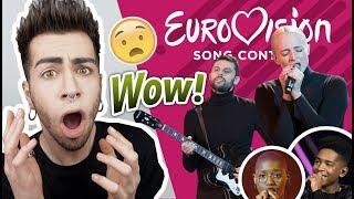 "EUROVISION 2018: FRANCE ""Mercy"" - Madame Monsieur (REACTION) | MALBERT"