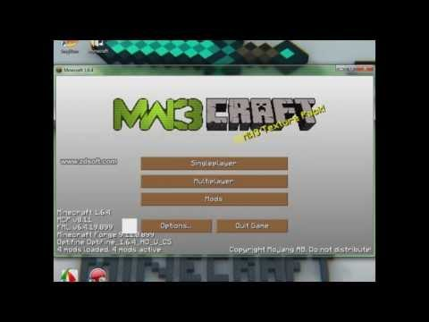 How to install mods into Cracked Minecraft 1.6.4 (The fast and easy way)