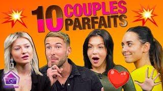 """Jessica, Hilona, Max, Anastassia, Noée... Best of """"1 mot/1 candidat"""" de 10 Couples Parfaits 2"""