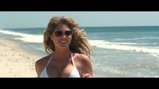 The Other Woman - Kate Upton beach scene