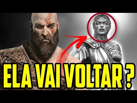 GOD OF WAR 4 - DIRETOR INDICOU A VOLTA DE ATHENA NO NOVO JOGO? thumbnail