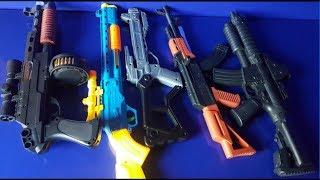 Box of Toys|Kids Song and  Gun Box Toys Military & Police equipment|Gun Toys