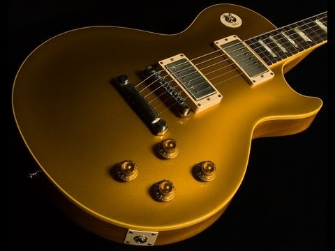 Gibson Custom Shop Lee Roy Parnell Signature Les Paul Goldtop VOS• SN: LRP059