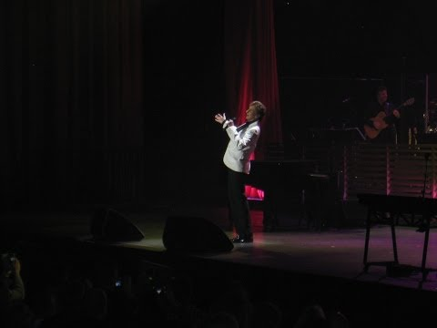 I Write The Songs by Barry Manilow, Jacksonville, FL, Jan. 23, 2014