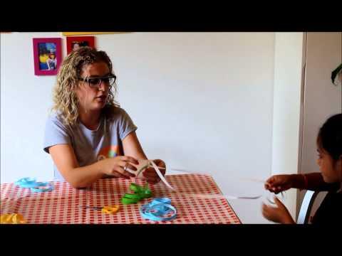Che forte i lavoretti per bambini: costruiamo una medusa