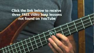 easy bass guitar lesson MASH theme suicide is painless  Johnny Mandel and Mike Altman