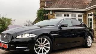 Bcl Cars Ltd For Sale 2014 Jaguar XHL Lwb 3.0 Auto Saloon