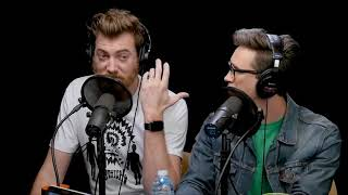 Rhett mentions Dr. Fun on this Smosh Cast Clip