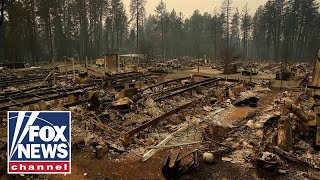 Camp Fire leaves Paradise, California in ruins