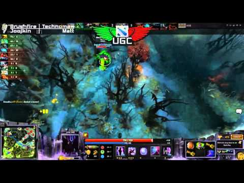 Too Fish vs. High Self-Esteem UGC Western Invite Game 2 - Casted by Brushfire