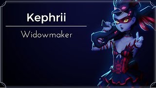 Download [Overwatch] Kephrii - Widowmaker on King of the Hill 3Gp Mp4