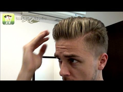 Shopping in London City - men hair tutorial - Slikhaar TV in England