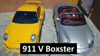 Which Is Best? Porsche Boxster or 911? My Personal Experience vlog