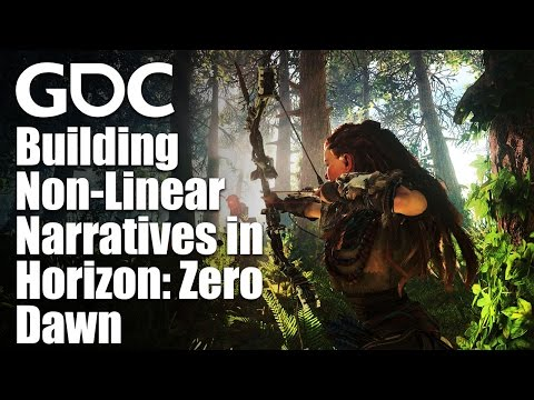Building Non-Linear Narratives in Horizon: Zero Dawn