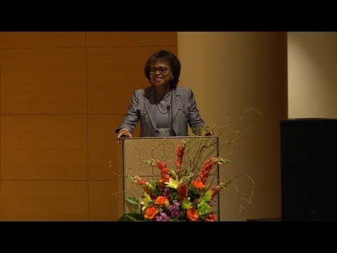 2014 Sackler Center First Awards, Honoring Anita F. Hill