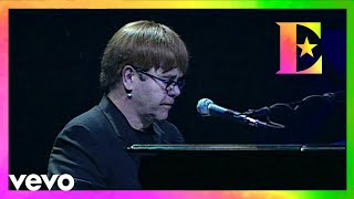 Elton John I Guess That S Why They Call It The Blues Miami Arena 1998