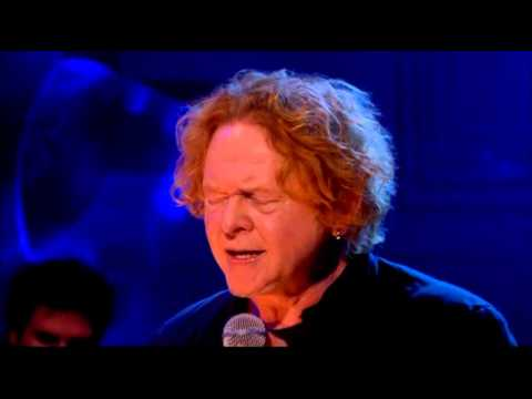 Mick Hucknall - I'd Rather Go Blind (live Loose Women) video