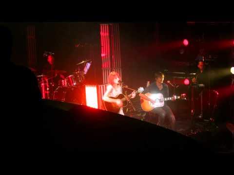Axelle Red: Je te l'avais dit (2013-10-08, Le Trianon, Paris, FR)
