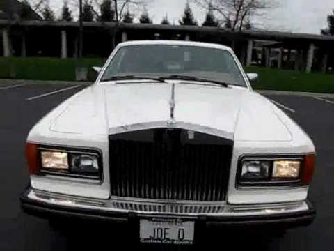 1989 Rolls Royce Silver Spirit II for Sale Video