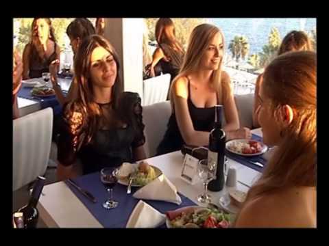 Pripreme Miss BiH 2010 @ Terme-Bodrum
