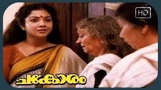 Best  Scene From Shanthi Krishna | Chakoram |  Emotional  and Heart Touching Climax Scene..! !