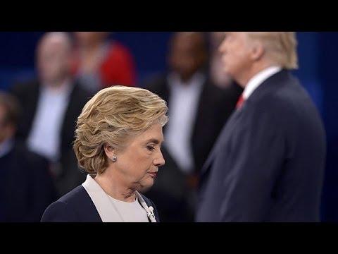 Дональд Трамп уступает Хилари Клинтон, но не сдается