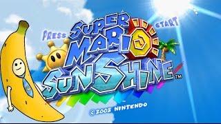 Mario Sunshine: Bugs y Curiosidades